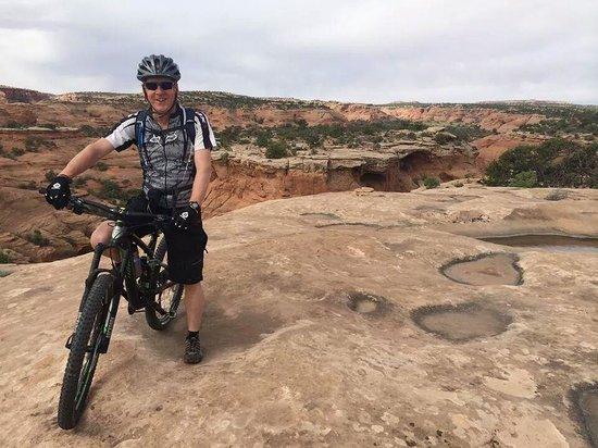 Solfun Mountain Biking : Miles & miles of scenic dry riding...ya ya