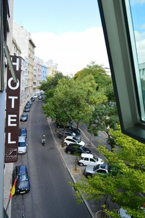 Turim Alameda Hotel: Ana Maria
