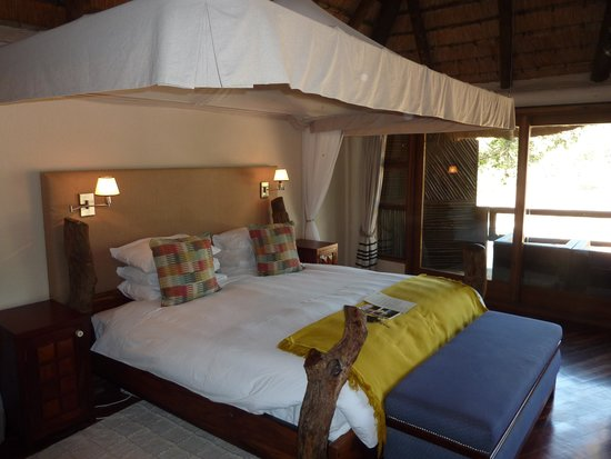 Ulusaba Safari Lodge: River room 1 Bedroom