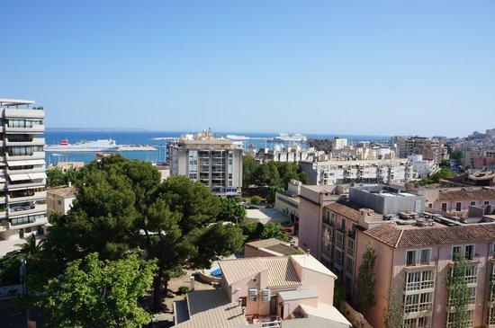 Hotel Isla Mallorca & Spa: view from room