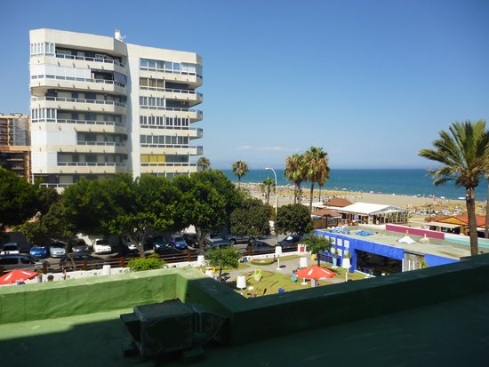 MedPlaya Hotel Pez Espada: ok view