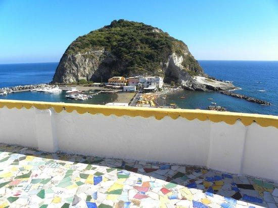 Hotel Casa del Sole : dalla terrazza di camera
