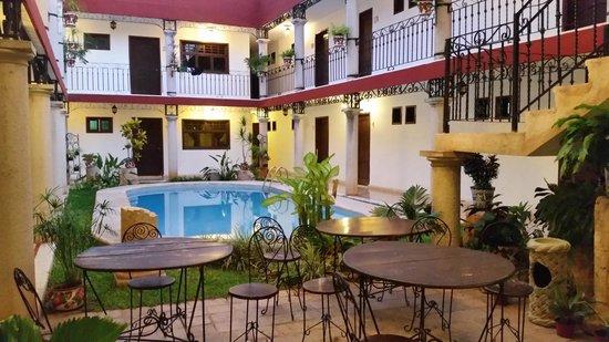 hotel colonial la aurora: L'hotel
