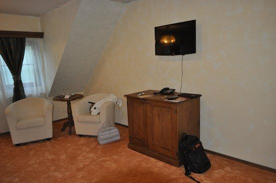 Vila Franka: room