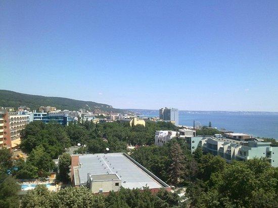 Shipka Hotel: Вид из номера
