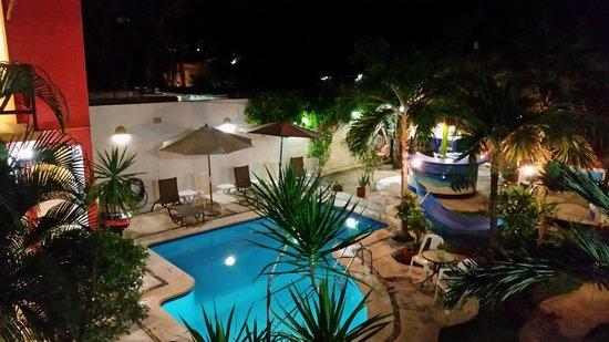 El Acuario Hotel : L'Hotel