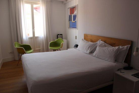 Hotel One Shot Prado 23: Terrace Room