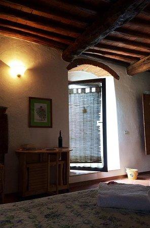 Ancora del Chianti Bed and Breakfast : Room at Ancora del Chianti