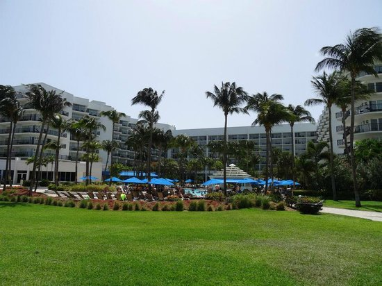 Aruba Marriott Resort & Stellaris Casino: Um bom hotel