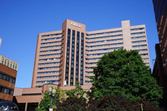 Hilton Albany: Hotel