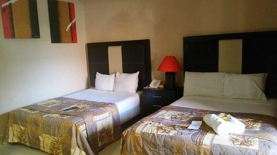 Hotel Plaza Mirador: la camera