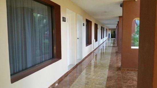 Hotel Plaza Mirador: le camere