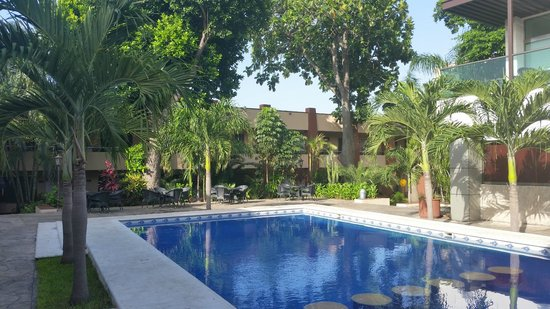 Hotel Plaza Mirador: Piscina