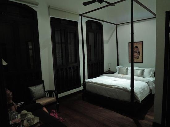 Museum Hotel: Very nice room #113