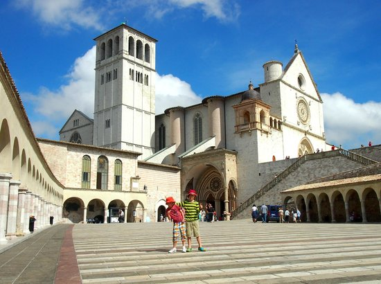 Anne's Italy: assisi Italy by World Travel Family