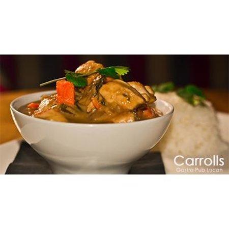 Carrolls Gastro Pub Lucan: Chicken Curry