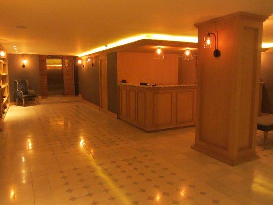 Hotel Plaza Revolución: reception