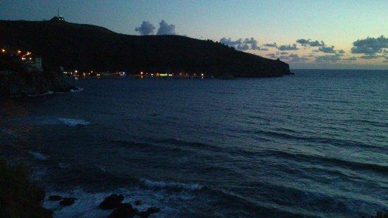 Residence B&B Eco del Mare: La vista dalla terrazza