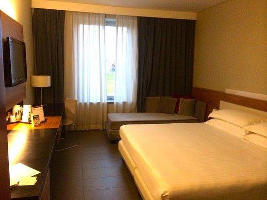 Cosmopolitan Business Hotel: Camera doppia