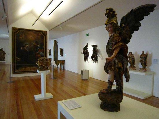 Museu de Aveiro : Sculpture gallery