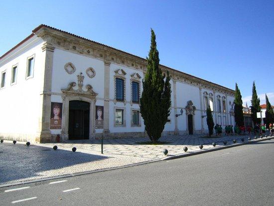 Museu de Aveiro : Exterior