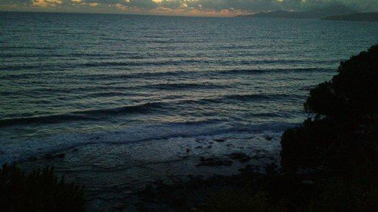Residence B&B Eco del Mare: vista dalla terrazza