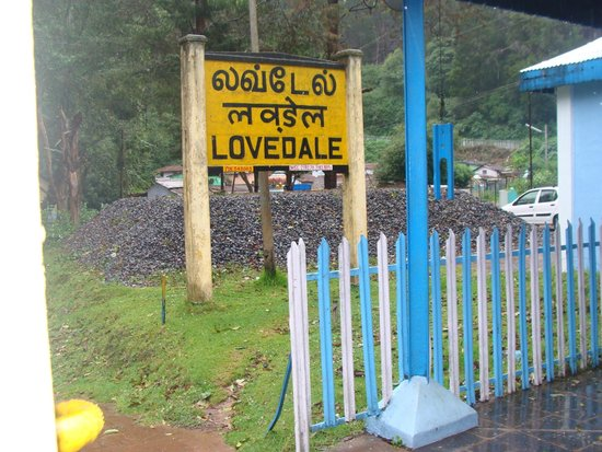 Heritage Train: lovedale