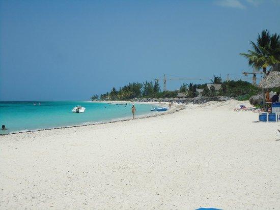 Sol Cayo Coco: lovely beach