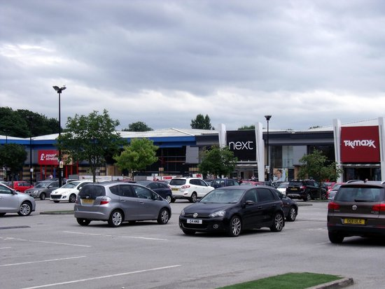 Westside Retail Park