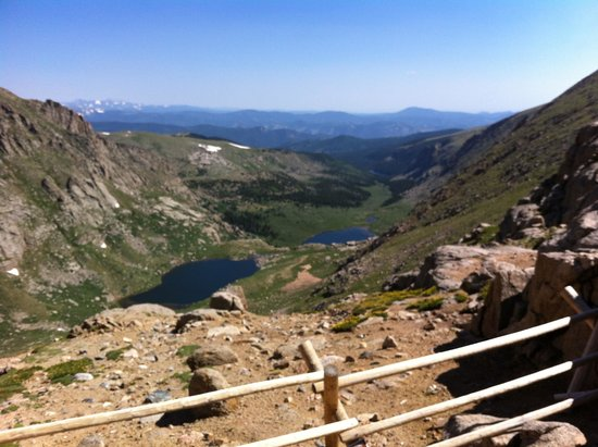 Mount Evans: Chicago Lakes