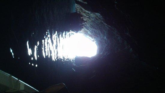 Residence B&B Eco del Mare: la grotta azzurra