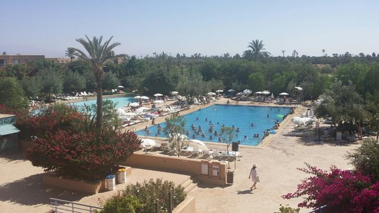 Club Marmara Madina : Les piscines