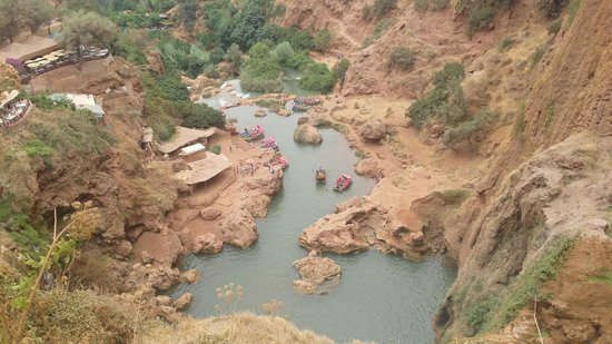 Club Marmara Madina : Excursion cascades d ouzoud