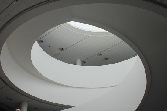 Museum of Liverpool: inside