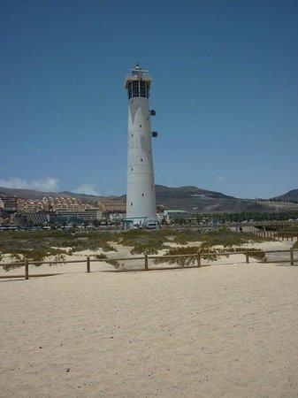 Hotel Elba Carlota: Faro de Morro Jable