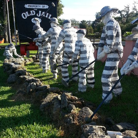 Howard Johnson Inn - Historic ST. Augustine FL: Old Jail, St. Augustine