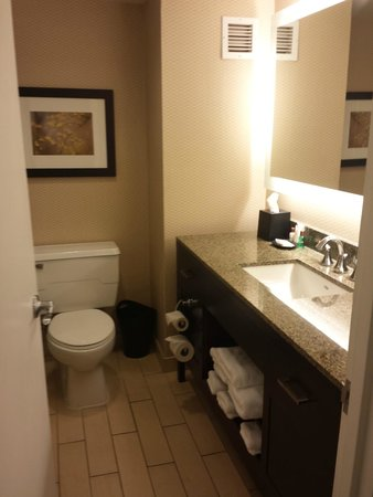 Sheraton Stamford Hotel: King Room - Bathroom