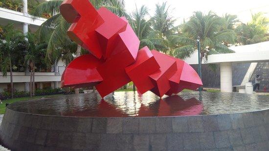 Grand Park Royal Cancun Caribe: Grounds