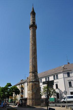 Torok Kori Minaret: одинокая башня