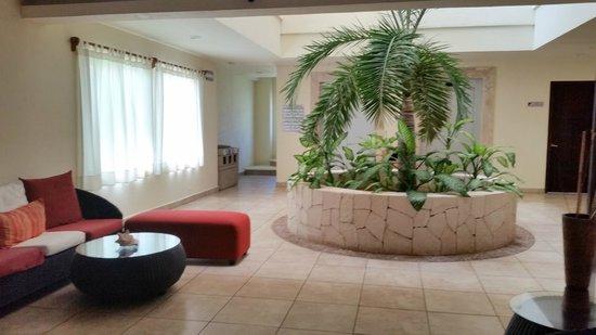 Ixchel Beach Hotel: Interni hotel