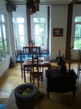 The Change Hotel: Sala da pranzo/colazione
