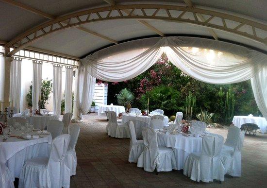 Romano Palace Luxury Hotel : restaurant