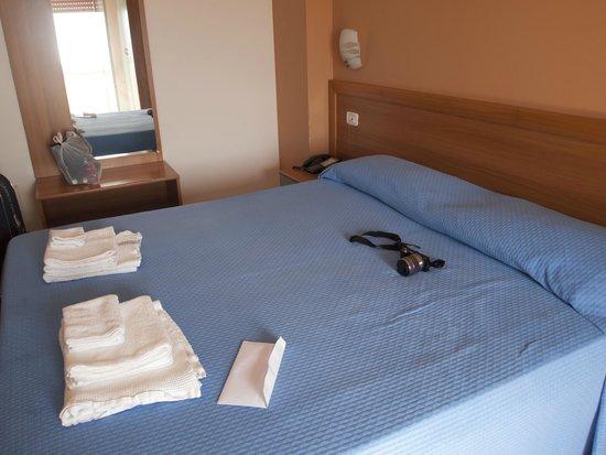 Le Dune Blu Resort: Room