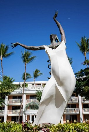 Grand Wailea - A Waldorf Astoria Resort: statue