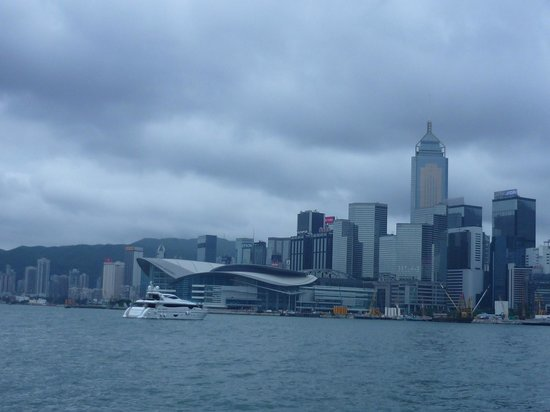 Victoria Harbour: more