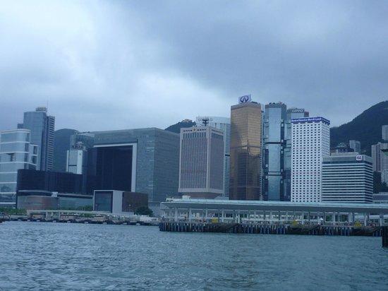 Victoria Harbour: buildings