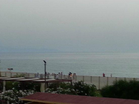 Le Dune Blu Resort : Dinner on the beach
