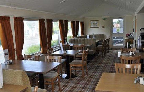 Hebridean Hotel: Restaurant