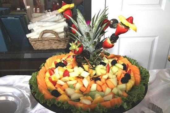 DreamView Beachfront Hotel & Resort : Private Event Buffet