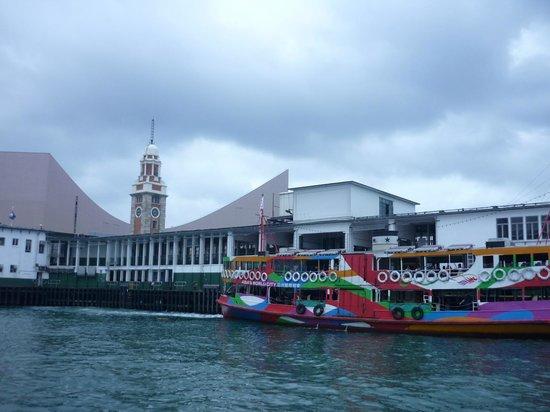 Victoria Harbour: onemore